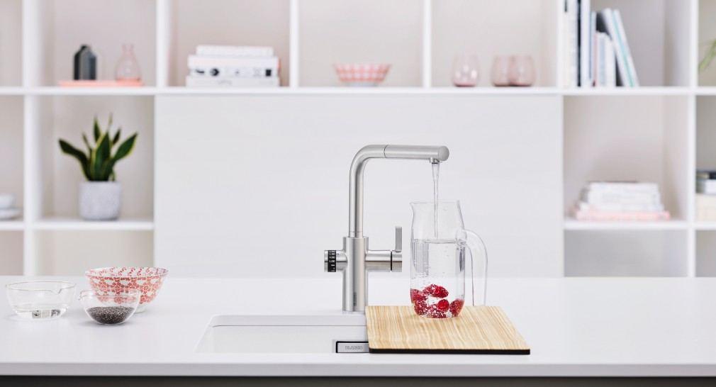 Evier et robinetterie de votre cuisine ECOCUISINE