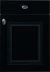Façade laqué, noir mat pour la cuisine  par ECOCUISINE