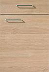 Façade chêne somerset pour la cuisine  par ECOCUISINE