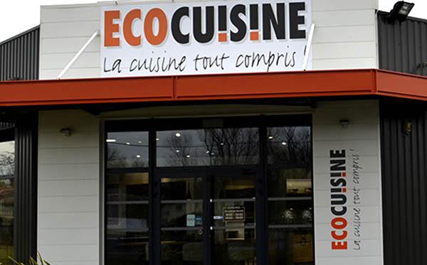 Votre magasin ECOCUISINE LIBOURNE à ST DENIS DE PILE (33)
