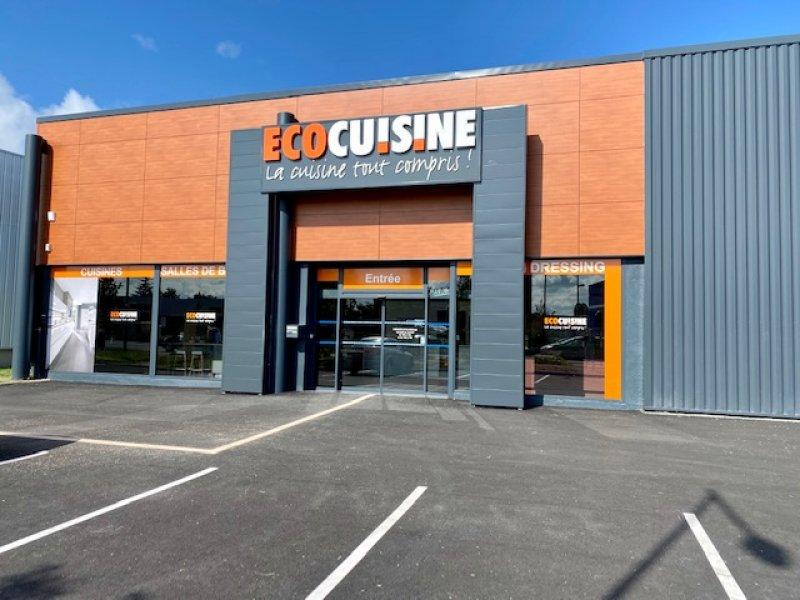 Votre magasin ECOCUISINE TOURS à CHAMBRAY LES TOURS (37)