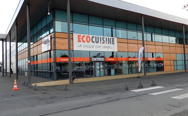 Votre magasin ECOCUISINE SAINT LO à SAINT LO (50)