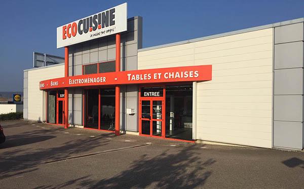 Votre magasin ECOCUISINE VERDUN à HAUDAINVILLE (55)