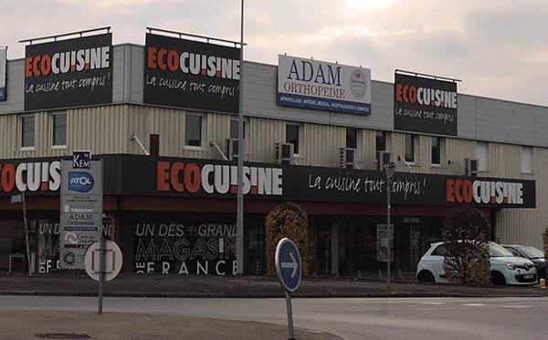 Votre magasin ECOCUISINE THIONVILLE à TERVILLE (57)