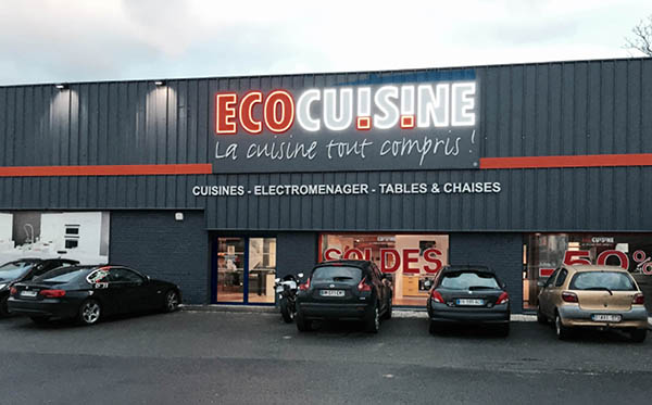 Votre magasin ECOCUISINE LILLE-WATTIGNIES à WATTIGNIES (59)