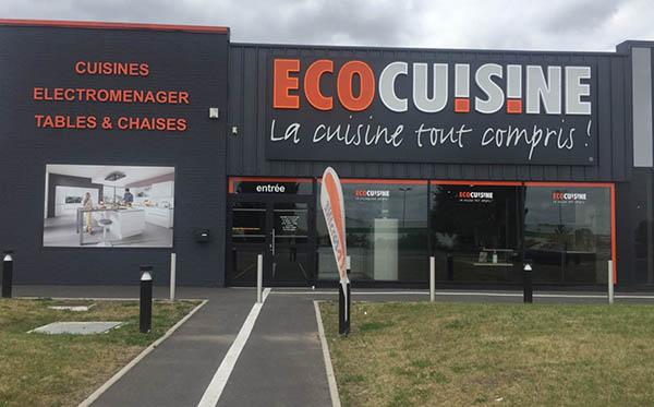 Votre magasin ECOCUISINE VALENCIENNES à LA SENTINELLE (59)