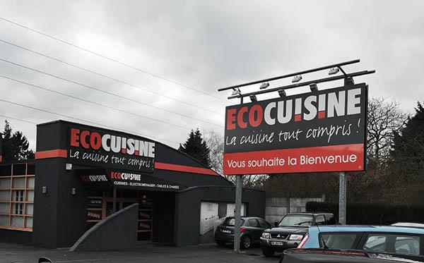 Votre magasin ECOCUISINE VILLENEUVE D'ASCQ à LEZENNES (59)
