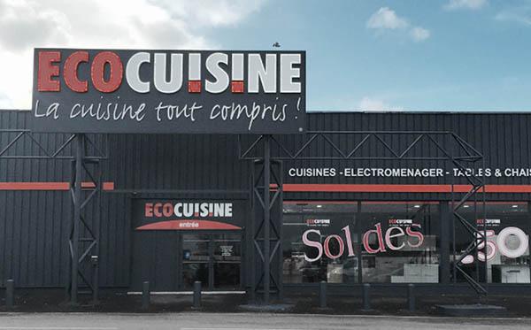 Votre magasin ECOCUISINE LENS à VENDIN LE VIEIL (62)