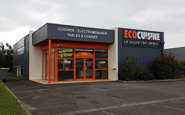 Votre magasin ECOCUISINE PAU-LONS à LONS (64)