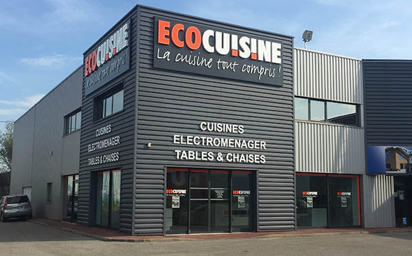 Votre magasin ECOCUISINE CHAMBERY à VOGLANS/CHAMBERY (73)