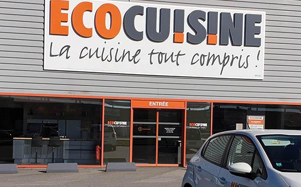Votre magasin ECOCUISINE LE HAVRE à GONFREVILLE L'ORCHER (76)