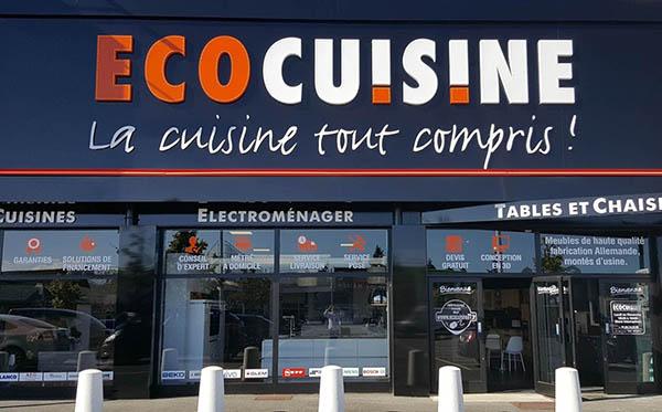 Votre magasin ECOCUISINE MELUN à MELUN (77)