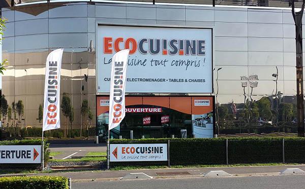 Votre magasin ECOCUISINE STE GENEVIEVE DES BOIS à STE GENEVIEVE DES BOIS (91)