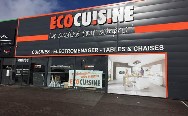 Votre magasin ECOCUISINE VANNES à PLOEREN (56)