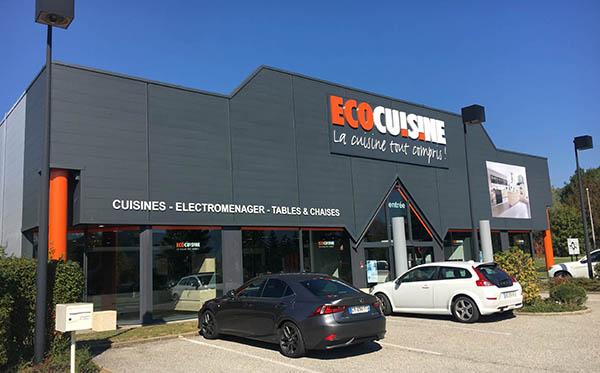 Votre magasin ECOCUISINE ANNECY à EPAGNY (74)