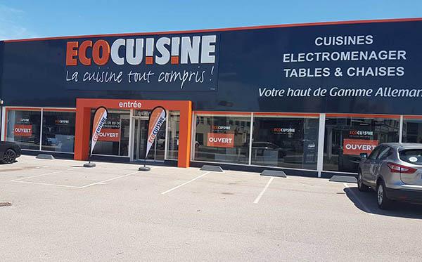 Votre magasin ECOCUISINE PERPIGNAN à CABESTANY (66)