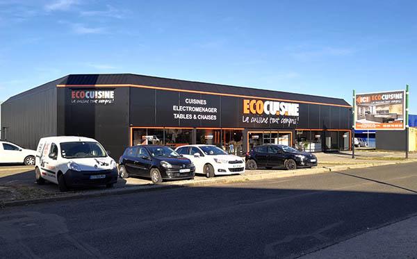 Votre magasin ECOCUISINE DIJON à QUETIGNY (21)