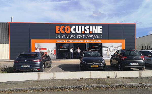 Votre magasin ECOCUISINE RENNES à MELESSE (35)