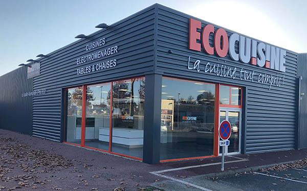 Votre magasin ECOCUISINE ROCHEFORT à ROCHEFORT (17)