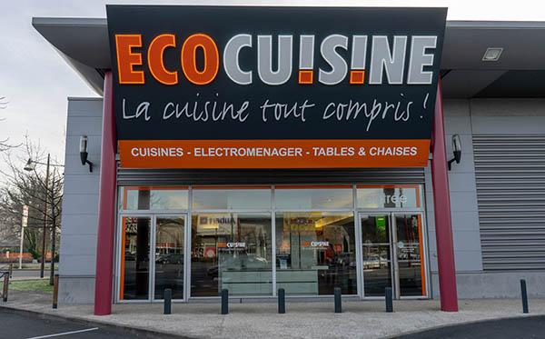 Votre magasin ECOCUISINE BORDEAUX Ste EULALIE à SAINTE EULALIE (33)