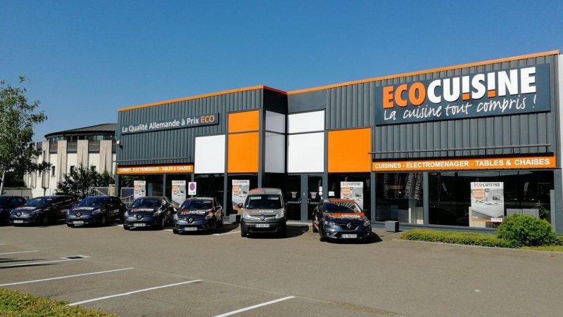 Votre magasin ECOCUISINE COLMAR à COLMAR (68)