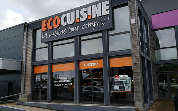Votre magasin ECOCUISINE QUIMPER à QUIMPER (29)