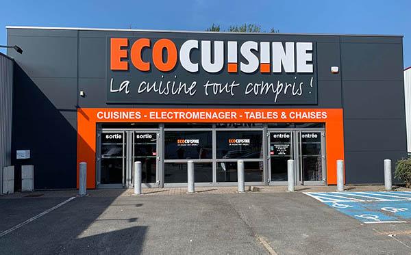Votre magasin ECOCUISINE BELFORT à ANDELNANS (90)