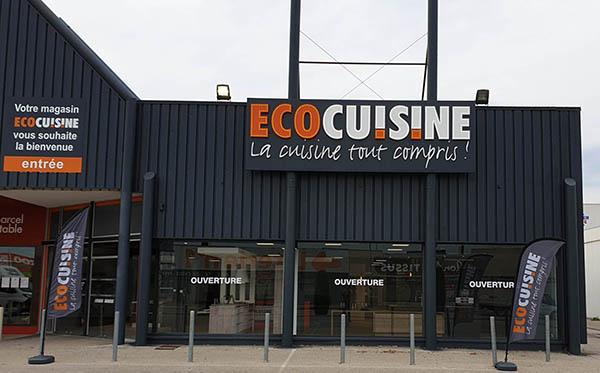 Votre magasin ECOCUISINE AVIGNON à SORGUES (84)