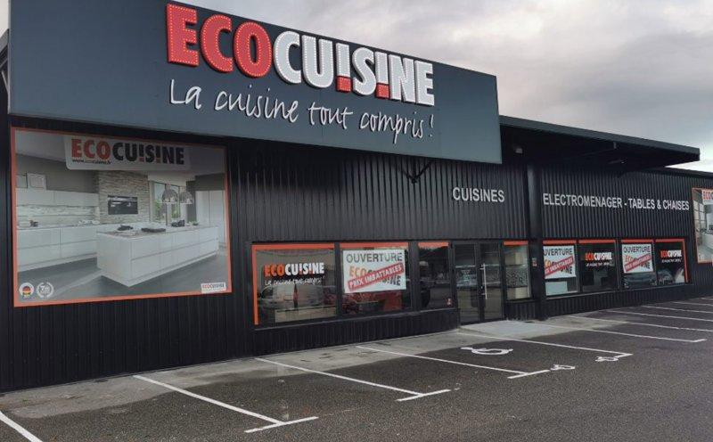 Votre magasin ECOCUISINE THONON LES BAINS à ANTHY SUR LEMAN (74)