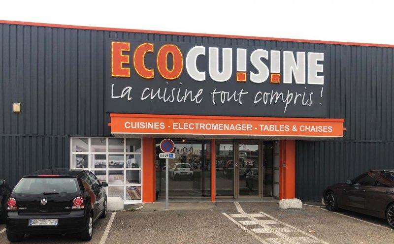 Votre magasin ECOCUISINE ORLEANS NORD à SARAN (45)