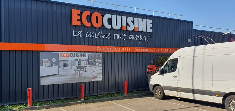 Votre magasin ECOCUISINE MANTES LA JOLIE à BUCHELAY (78)