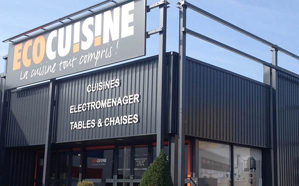 Votre magasin ECOCUISINE COGNAC à CHATEAUBERNARD (16)
