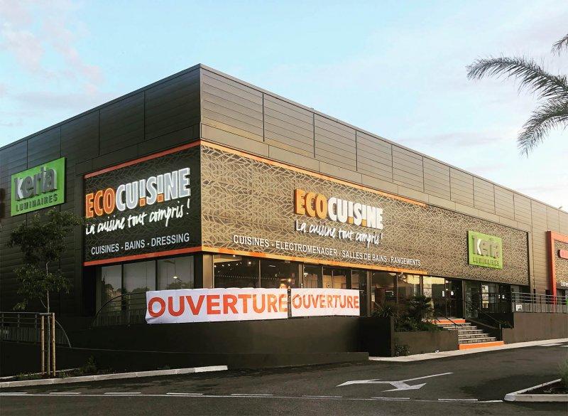 Votre magasin ECOCUISINE TOULON à LA VALETTE DU VAR (83)