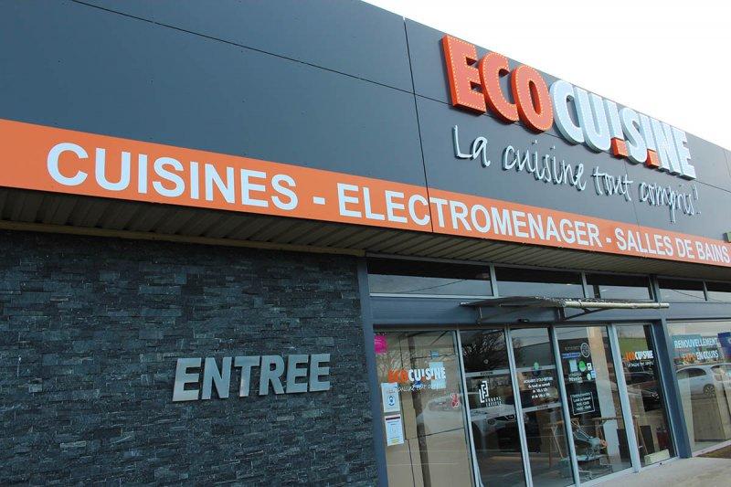 Votre magasin ECOCUISINE SAINT VINCENT DE TYROSSE à Saint-Vincent-de-Tyrosse (40)