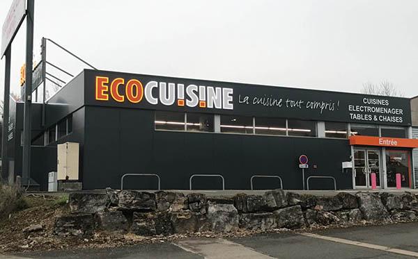 Votre magasin ECOCUISINE MONTBELIARD à TAILLECOURT (25)