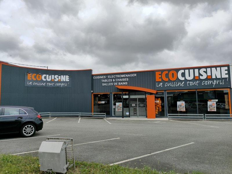Votre magasin ECOCUISINE LAVAL à LAVAL (53)