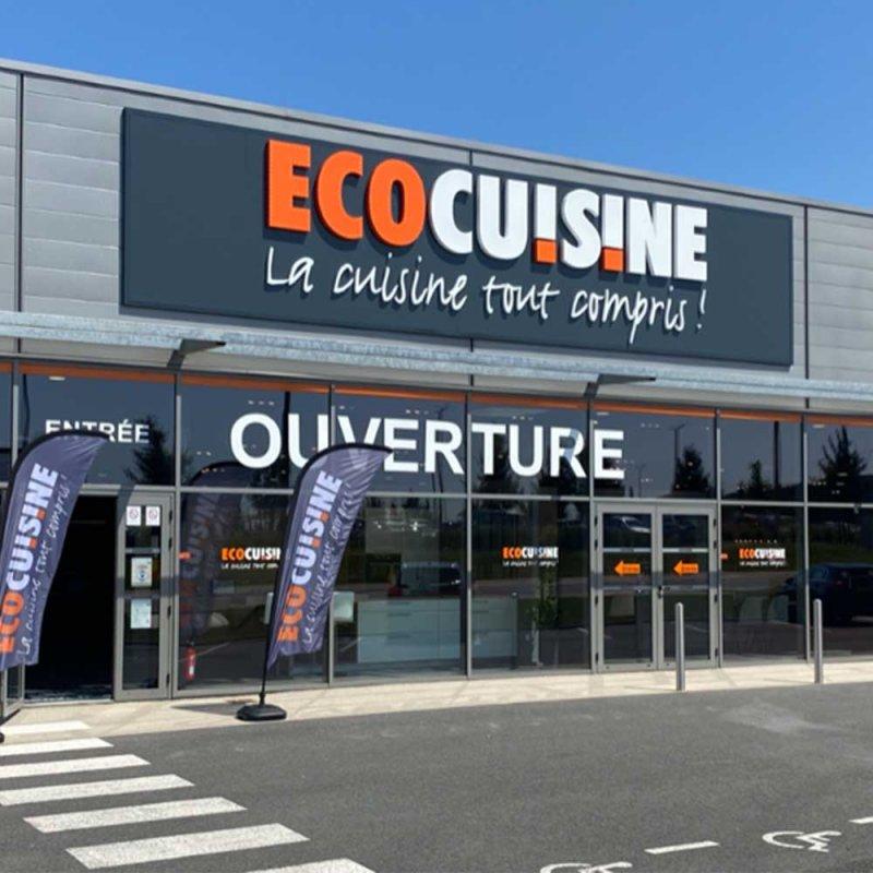 Votre magasin ECOCUISINE NIORT à NIORT (79)