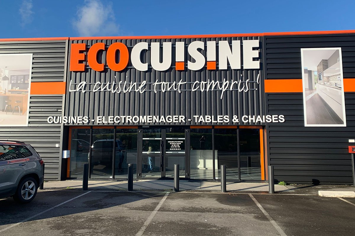 Ouverture du magasin Ecocuisine à Ancenis (44)