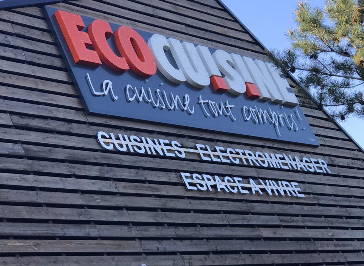 Ouverture du magasin Ecocuisine de Rouen - Grand Quevilly (76)