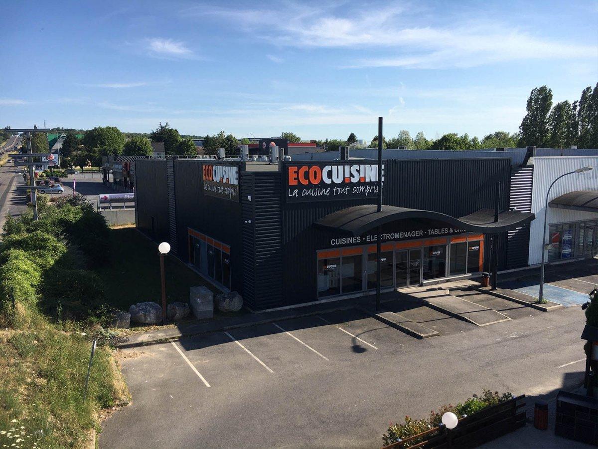 Ouverture du magasin Ecocuisine de Meaux - Actu ECOCUISINE