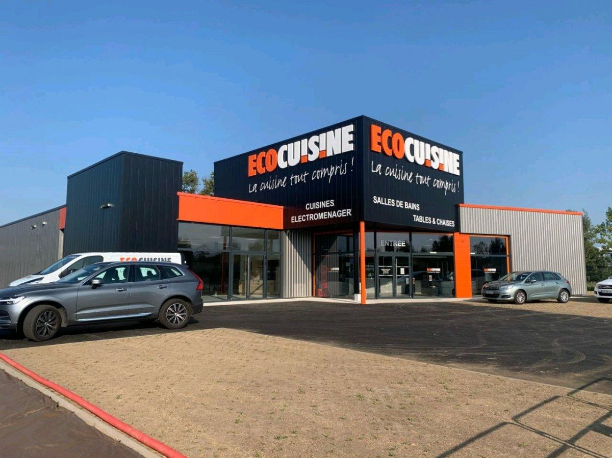 Ouverture du magasin Ecocuisine de Savenay