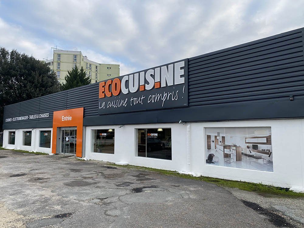 Ouverture du magasin Ecocuisine Bordeaux - Mérignac - Actu ECOCUISINE