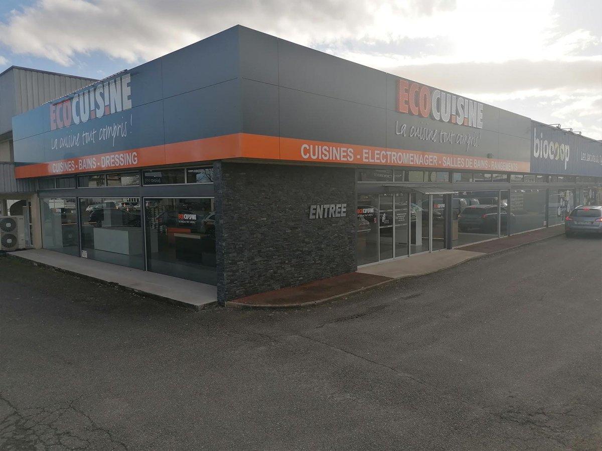 Ouverture du magasin Ecocuisine Saint-Vincent-de-Tyrosse - Actu ECOCUISINE