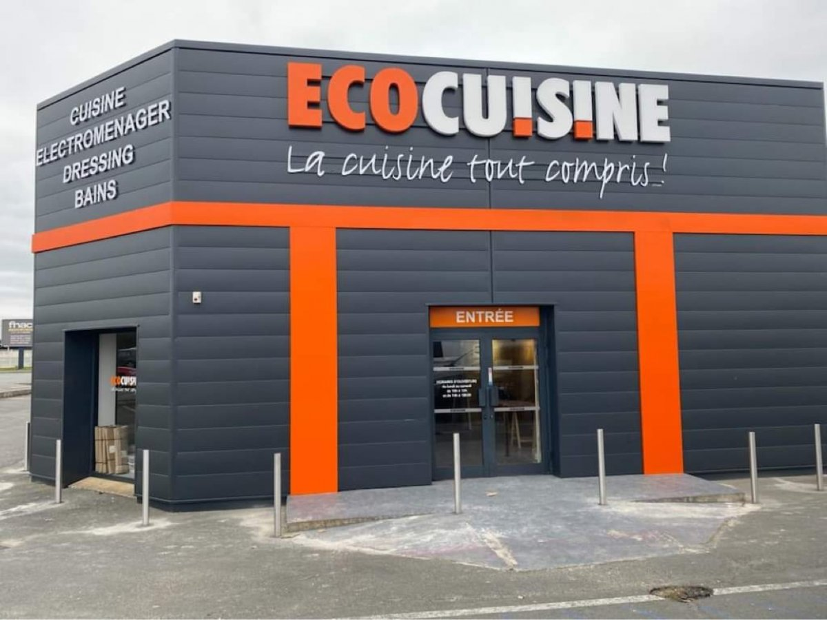 Ouverture du magasin Ecocuisine La Roche sur Yon