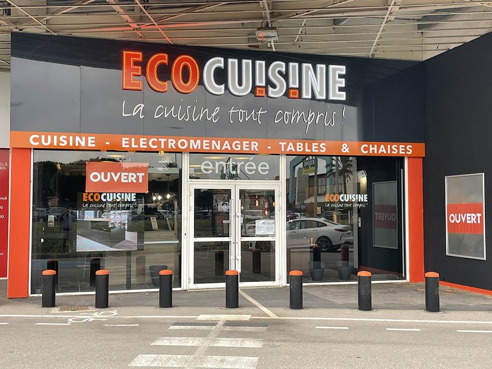 Ouverture du magasin Ecocuisine Narbonne