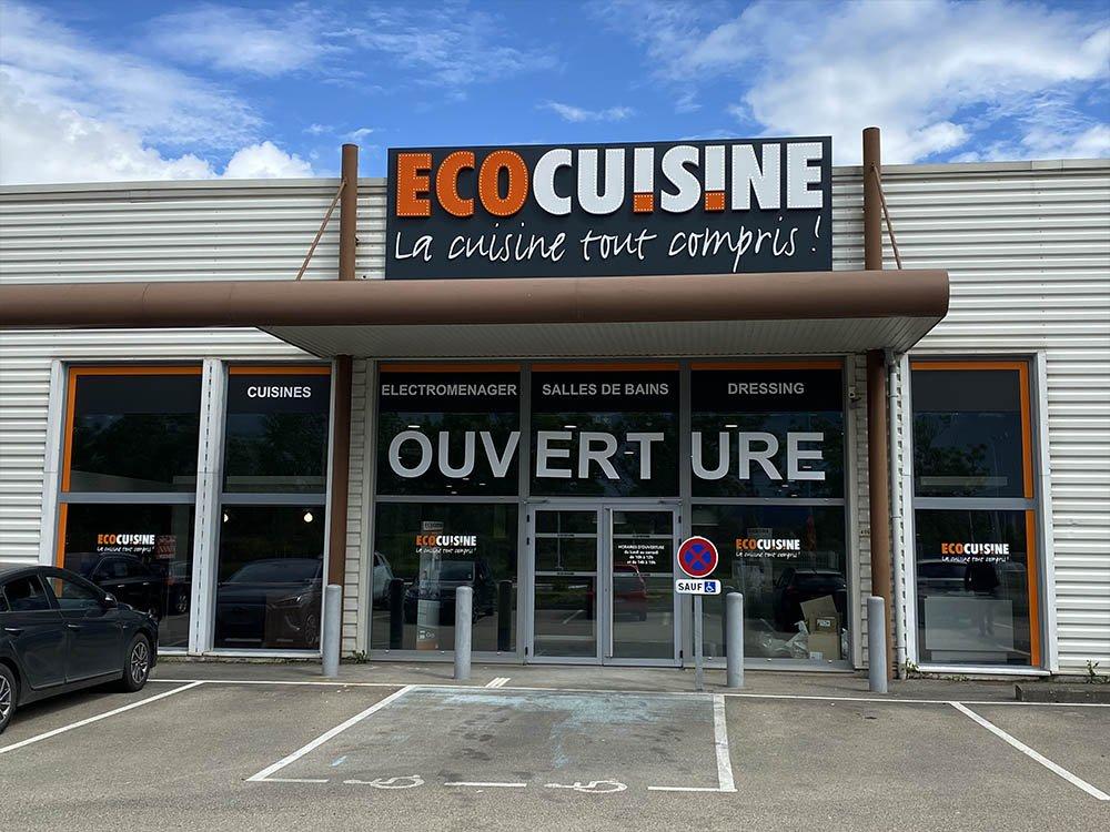 Ouverture du magasin Ecocuisine Mâcon - Actu ECOCUISINE