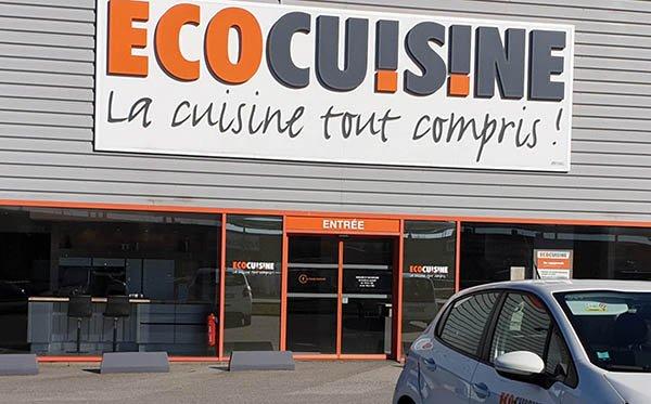 ECOCUISINE Le Havre : le magasin de cuisine qui va changer votre intérieur