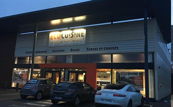 ECOCUISINE Yvetot : le magasin de cuisine accessible à tous
