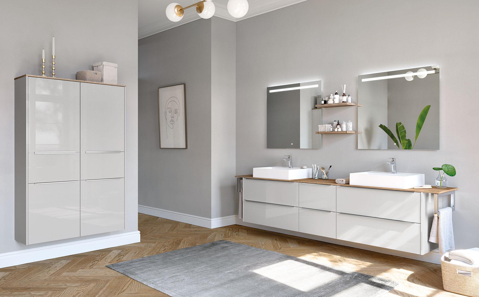 Salle de bain modèle Idea-Bath par ECOCUISINE