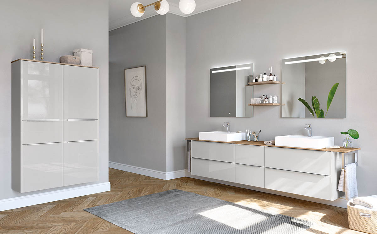 Salle de bain Idea-Bath par ECOCUISINE